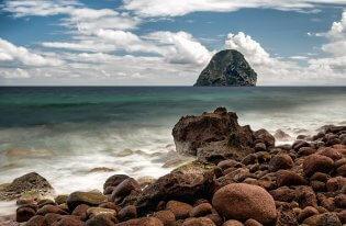 The Diamond Rock, Saba