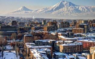 Stedentrip naar Yerevan in Armenië