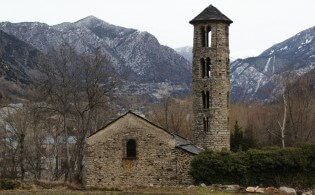 Stedentrip naar Andorra la Vella, vakantie in Andorra