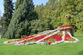 Eiland Mainau bloemen
