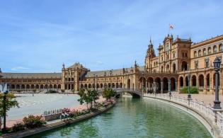 Vakantie in Sevilla