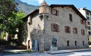 Stedentrip naar Andorra la Vall, Casa de la Vall