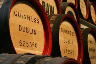 Vakantie in Dublin - Guinness Storehouse