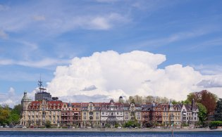 Konstanz: levendige stad in Duitsland