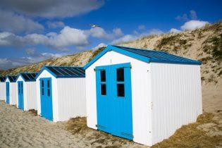 Vakantie op de Wadden - Strandhuisjes