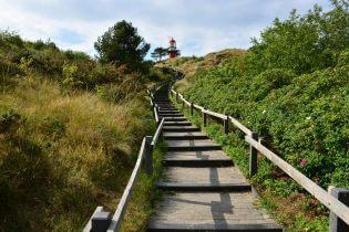 Vakantie op de Wadden in Nederland