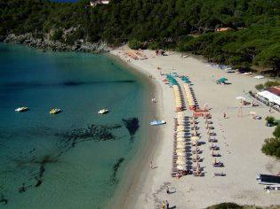 Fetovaia strand Elba