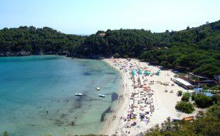 Mooiste stranden Elba