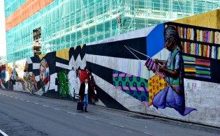Streetart Eindhoven graffiti