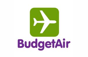 BudgetAir vliegtickets