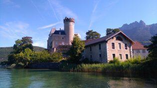 Annecy kasteel