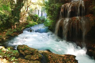 Antalya watervallen