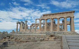 Aphia-Tempel Aegina