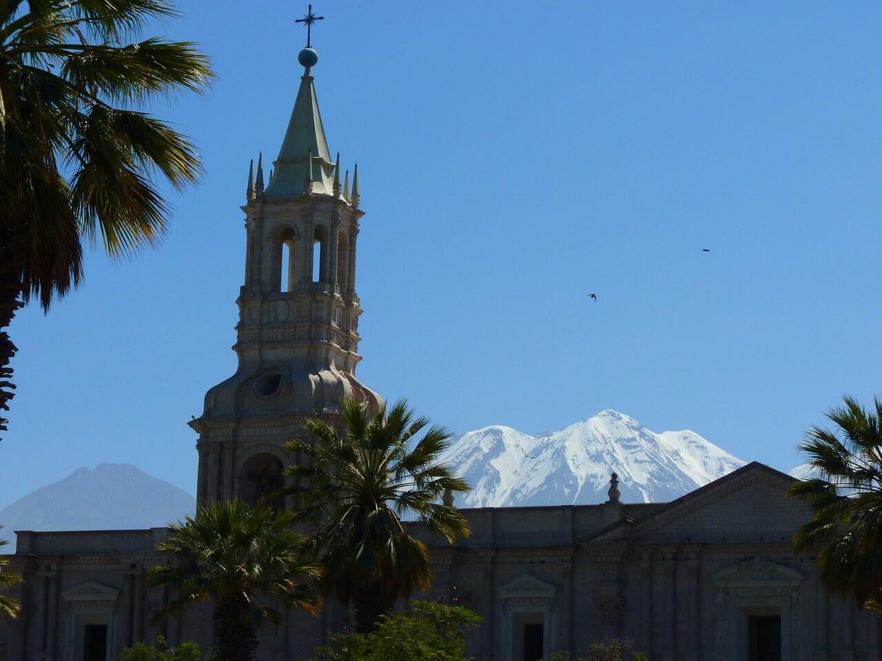 Arequipa, de Witte Stad