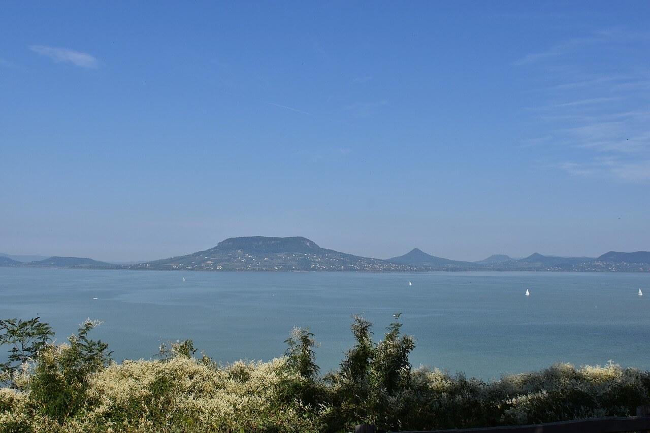 Tihany aan het Balatonmeer