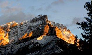 Banff Nationaal Park. Canada.