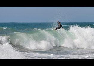 Biarritz surfen