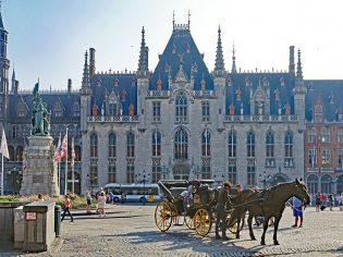 Brugge De markt