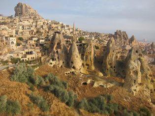 Cappadocie ondergrondse steden