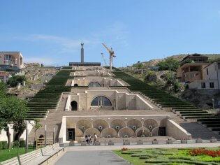 Cascade_Yerevan
