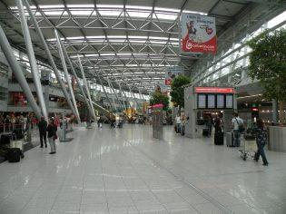 Dusseldorf, Airport