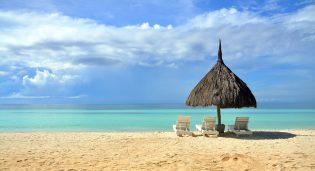 Filipijnen, zandstrand