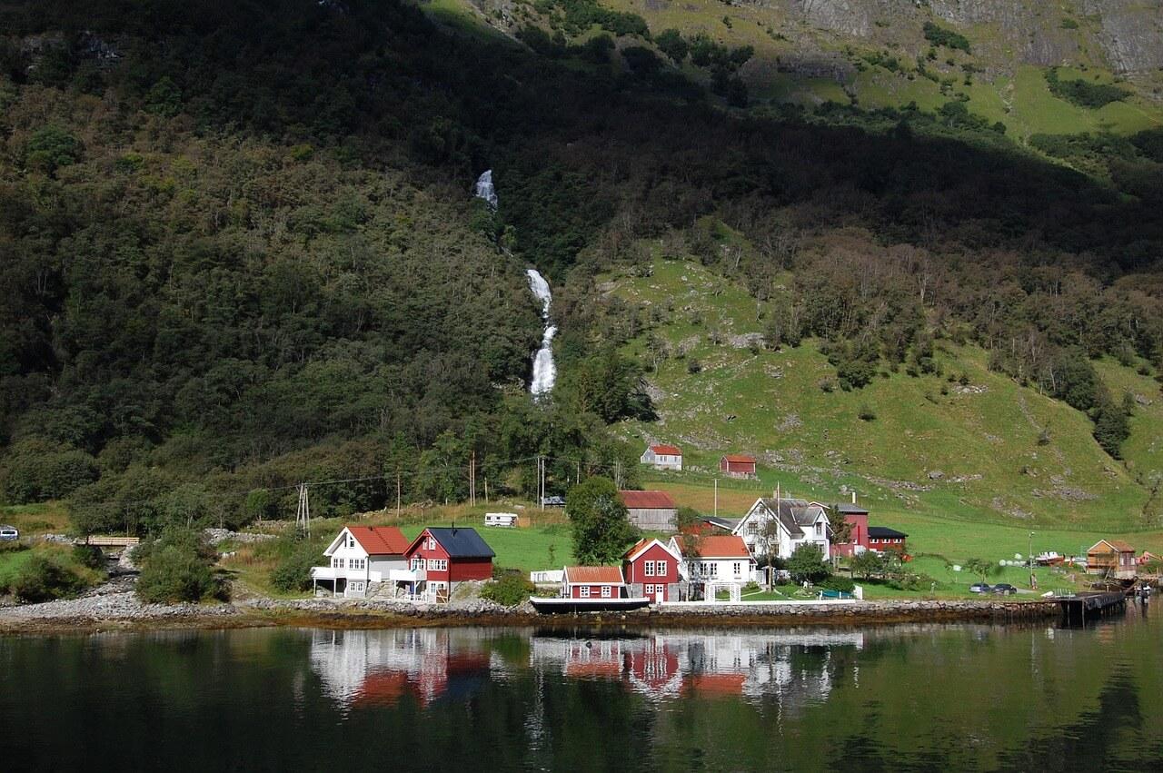 Stedentrip naar Flåm – Noorwegen