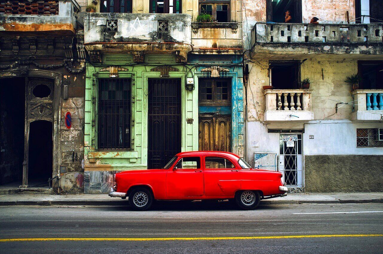 Stedentrip naar Havana