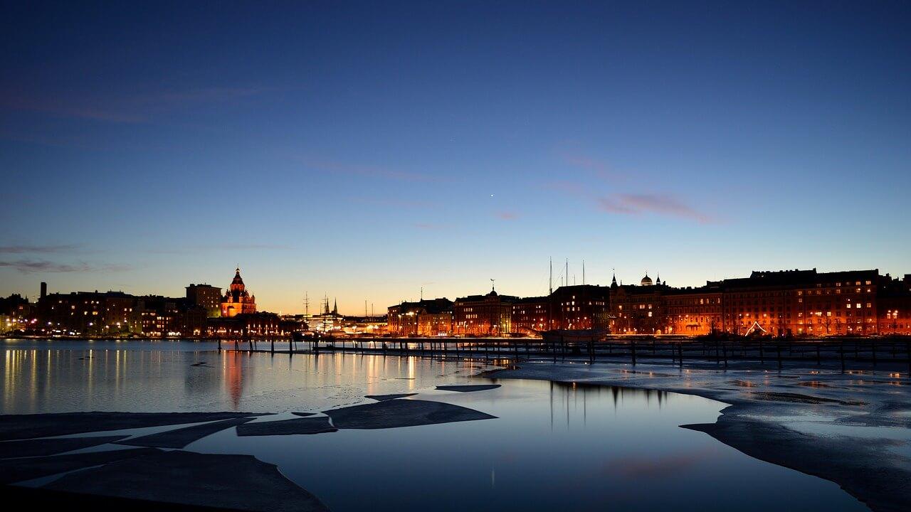 Stedentrip naar Helsinki in Finland
