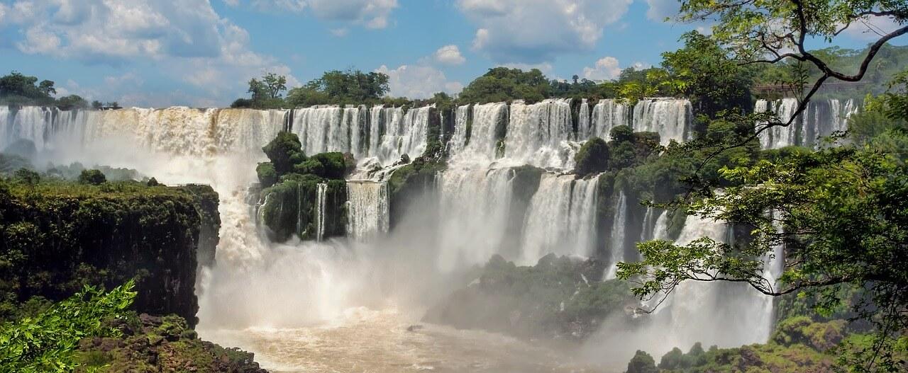 Bezoek de Iguazú watervallen