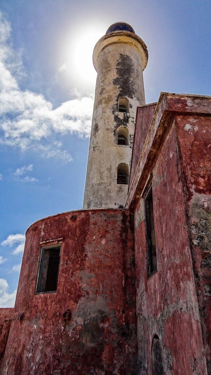 Klein, Curacao Vuurtoren