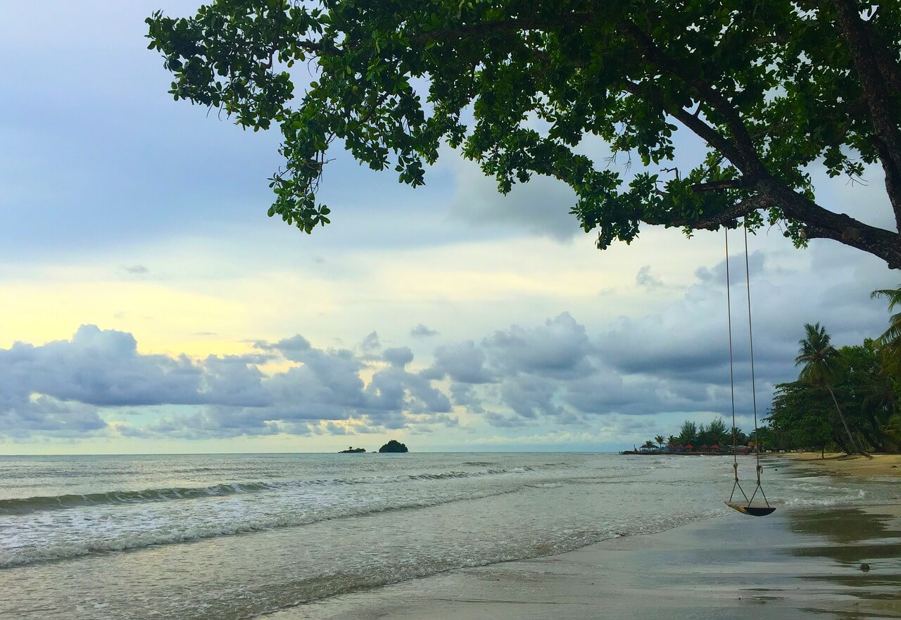 Ontspannen op Koh Chang