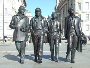 Liverpool, Beatles
