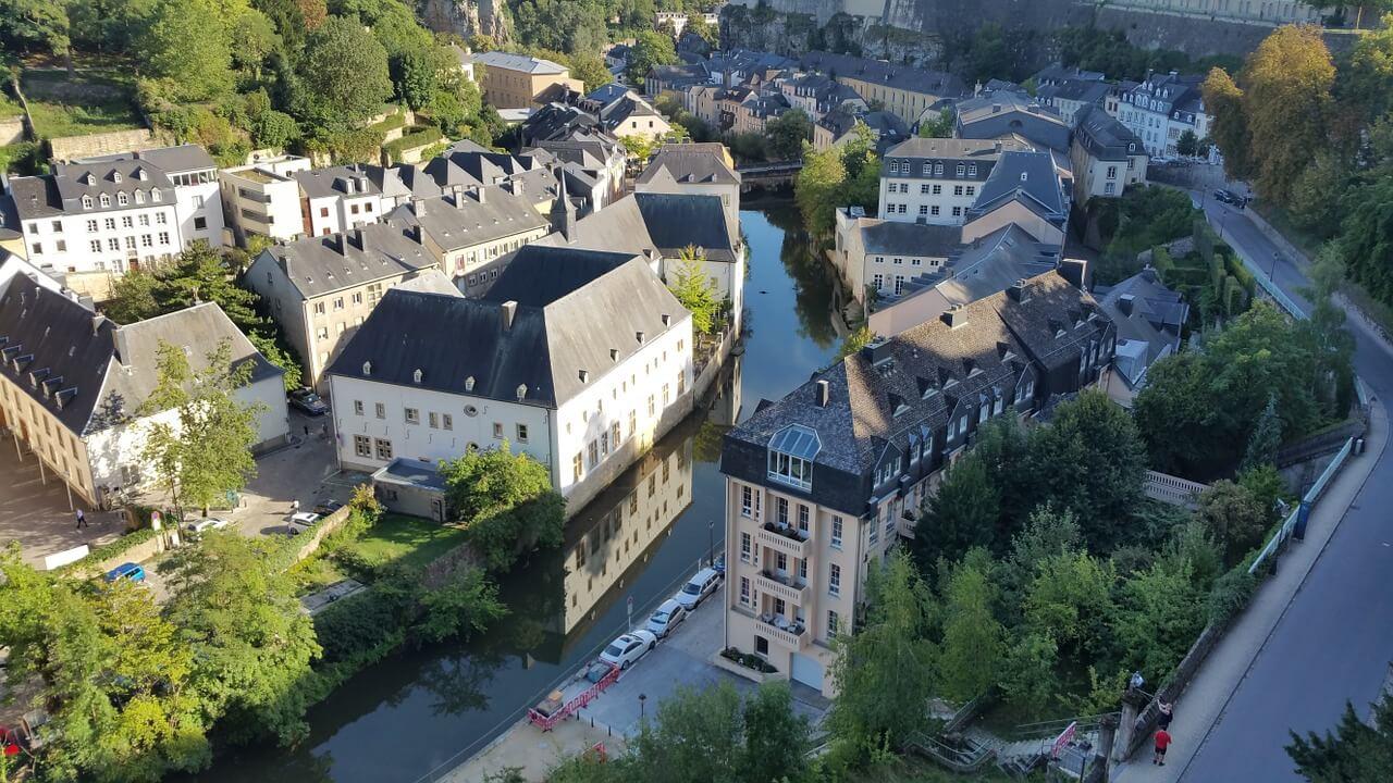 Luxemburg stad; bezienswaardigheden en winkelen
