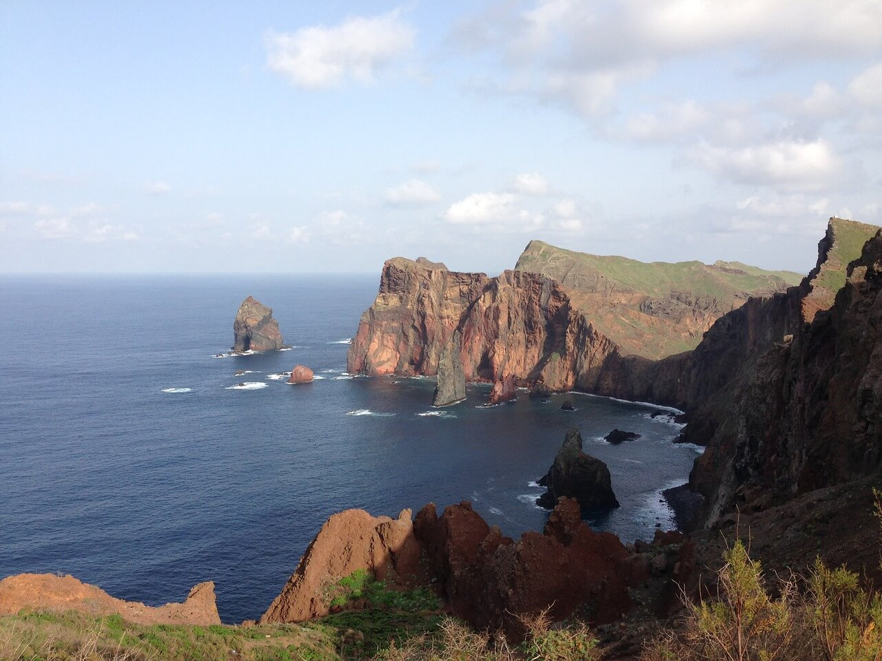 Wandelen op Madeira