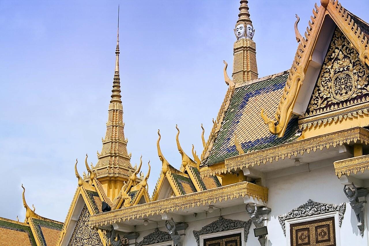 Stedentrip naar Phnom Penh in Cambodja