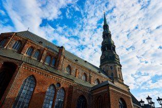 Riga, Petrikerk