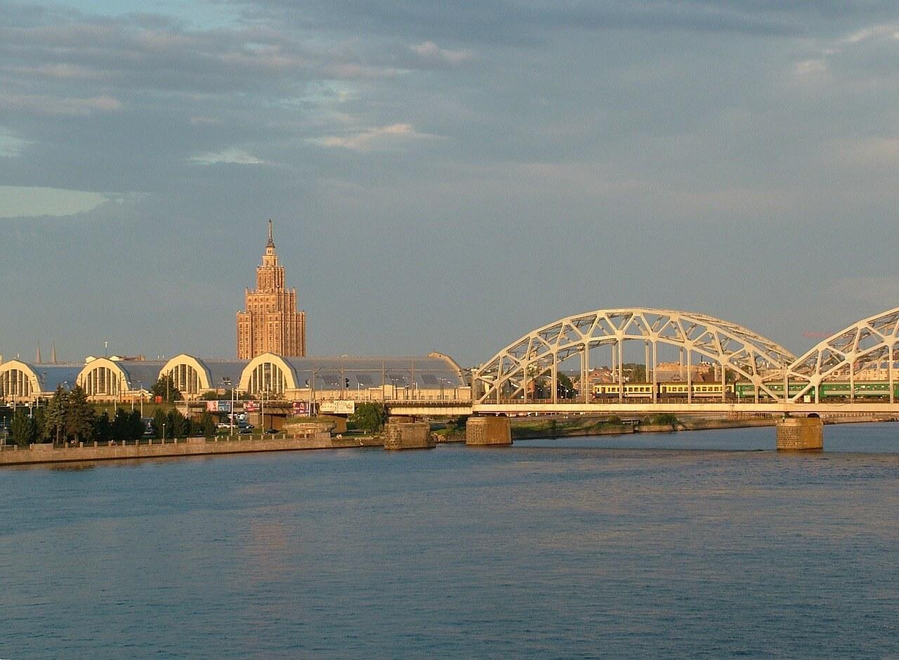 Stedentrip naar Riga, de hoofdstad van Letland