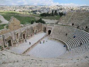 Romeins Theater Amman