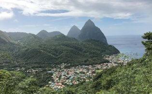 Dorpjes op Saint Lucia