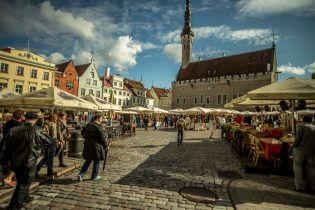 Tallinn shoppen