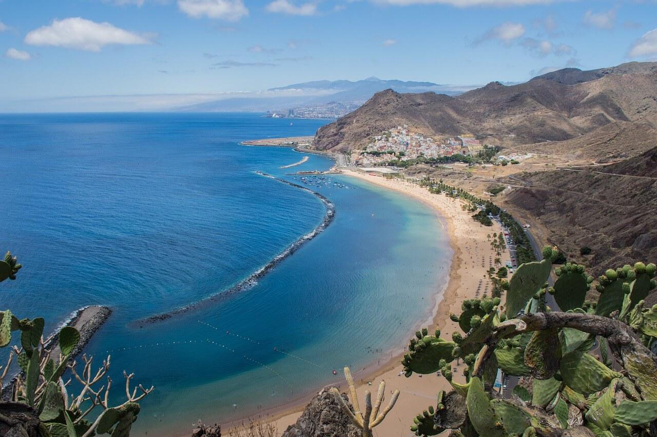 Vakantie Tenerife