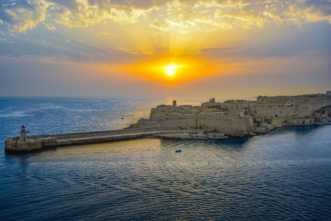 Stedentrip naar Valletta