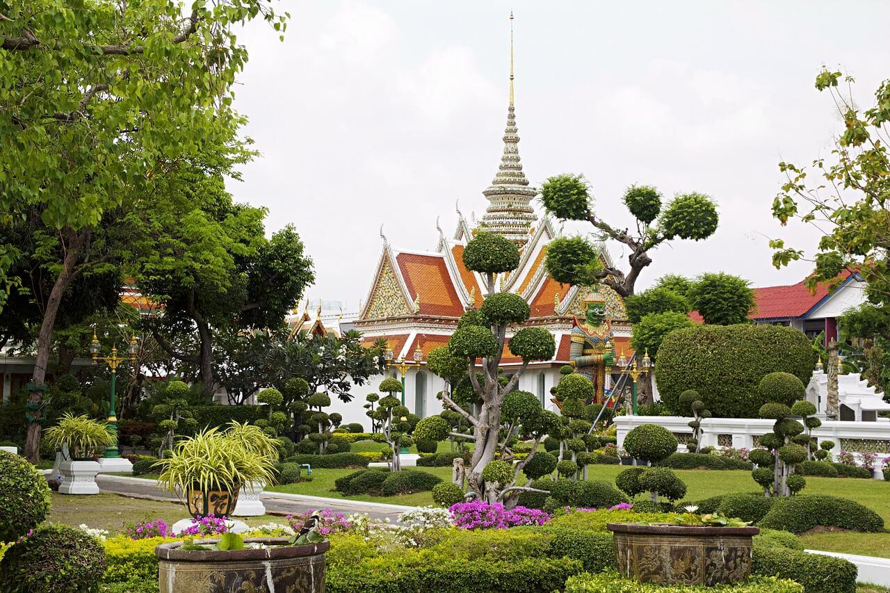 Boeddhistische tempels in Thailand