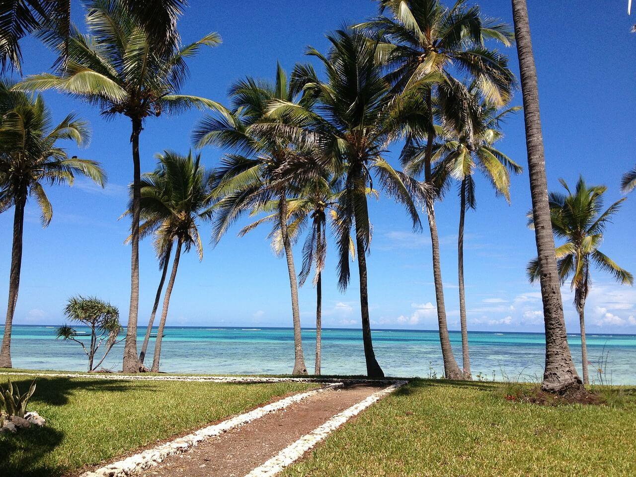 Vakantie op Zanzibar