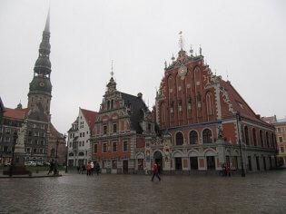 Zwarthoofdenhuis Riga