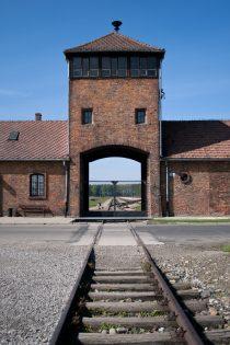 Auschwitz Polen trein