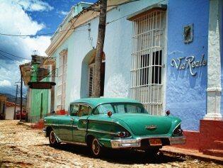 Fly-Drive Cuba