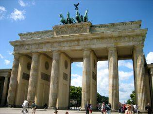 Brandenburger Tor Duitsland Berlijn