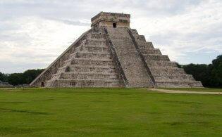 Chichén-Itzá bezoeken
